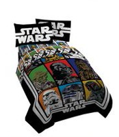 Star Wars Classic Bed Sheet Set Double