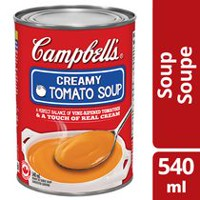 Campbell Ready To Serve Creamy Tomato Soup