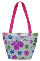 Tech Gear Floral Lunch Tote
