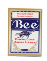 Bee Poker Playing Card