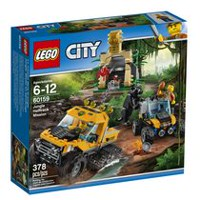 City Jungle Explorers - Jungle Halftrack Mission (60159)