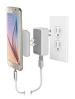 Scosche Single 12 W USB Wall Charger with Magic Mount
