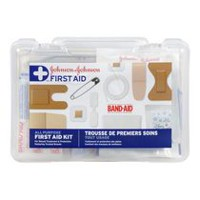 BAND-AID® First Aid Products All Purpose First Aid Kit