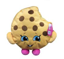 Mon-Tex Mills Shopkins Scented Cookie Character Pillow