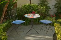 Sunjoy Poppy Bistro Set Patio Furniture