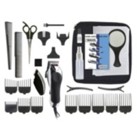 Wahl Deluxe Chrome Pro Grooming Kit