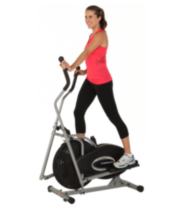 Exerpeutic Compact Elliptical Cardio Machine