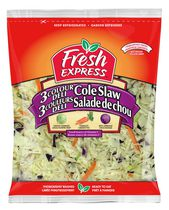 Fresh Express 3 Color Deli Coleslaw