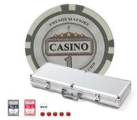 Ovalyon 500 piece Casino Chips