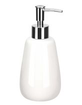 Ceramic Lotion Pump - White
