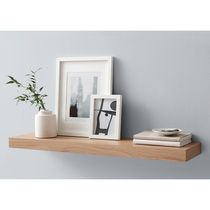 Hometrends 35 inch Shelf - Honey