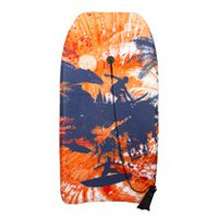"Oceans 7™ 36"" Tujunga Orange Bodyboard"