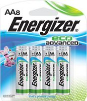 Energizer EcoAdvanced AA8 alkaline battery