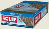 CLIF Bar Chocolate Chip Energy Bars