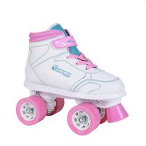 Chicago Girls Quad Skate With Velcrow Top