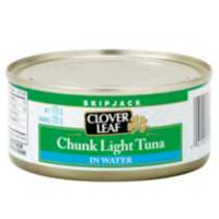Clover Leaf Chunk Light Tuna