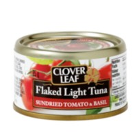 Clover Leaf Sundried Tomato & Basil Flaked Light Tuna