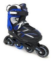 Chicago Skates Blue MA7 Adjustable Rollerblades, Size 5-9