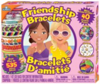 Elmer's Friendship Bracelets
