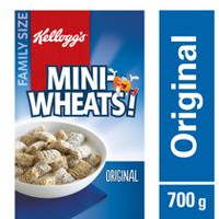 Kellogg's Mini-Wheats Cereal - Original -  700g