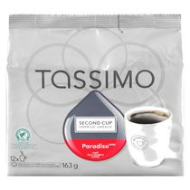 Tassimo Second Cup Paradiso® T-Discs Coffee