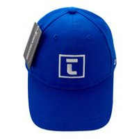 Tour Mission Golf Hat - Blue and Gray