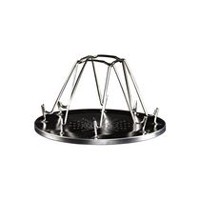 Coleman Camp Stove Toaster - Round
