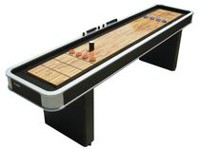 Atomic™ Platinum 9-feet Shuffleboard Game