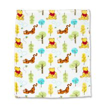 "Winnie the Pooh ""Sunny Days"" Super Luxurious Blanket"