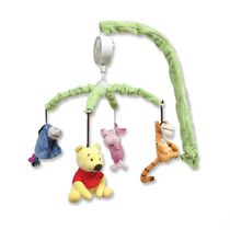 "Winnie the Pooh ""Sunny Days"" Musical Mobile"