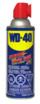 Lubrifiant WD-40 à usages multiples grande vague 311g