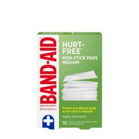BAND-AID® Aid Products Medium Non-Stick Pads