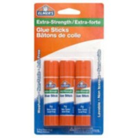 Elmer's Extra-Strength Glue Sticks 3x8g