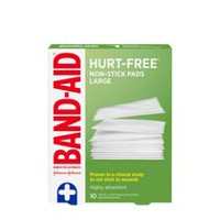 BAND-AID® Hospital Grade Non-Stick Pads