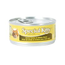 Special Kitty Senior Turkey and Giblet Premium Cat Food