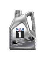 Mobil 1 0W-40 European Car Formula Synthetic Motor Oil
