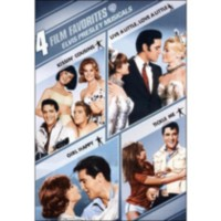 4 Film Favorites: Elvis Presley Musicals - Kissin' Cousins / Live A Little, Love A Little / Girl Happy / Tickle Me