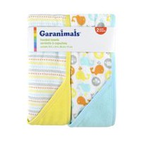 Garanimals Hooded Towel for Neutral 2 Pack