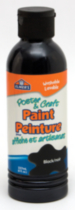Elmer's Poster & Craft Paint, Black