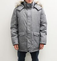 Canadiana™ Men's Down-Blend Parka Gray XL/TG