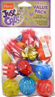 Hartz Just for Cats 13 piece Value Pack Cat Toy