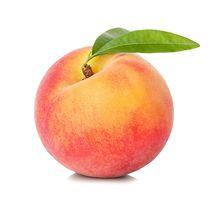 Peach, Yellow Flesh