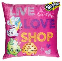 Shopkins Love Travel Pillow