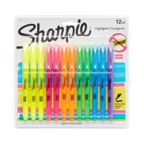 Sharpie Pocket Style Highlighters Assorted Chisel Tip Pens