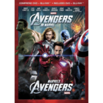 Marvel's The Avengers (DVD + Blu-ray) (Bilingual)