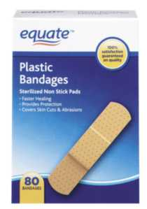 Equate Plastic Bandages