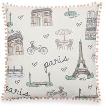 Flower Home by Drew Barrymore Decorative Pillow
