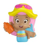 Fisher-Price Nickelodeon Bubble Guppies Molly Bath Squirter