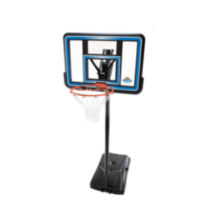 "Lifetime 44"" Courtside Portable Basketball System"