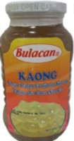 Sugar Palm Fruit Kaong White